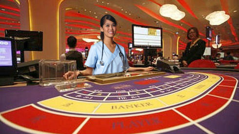 Find out advantages of online casino