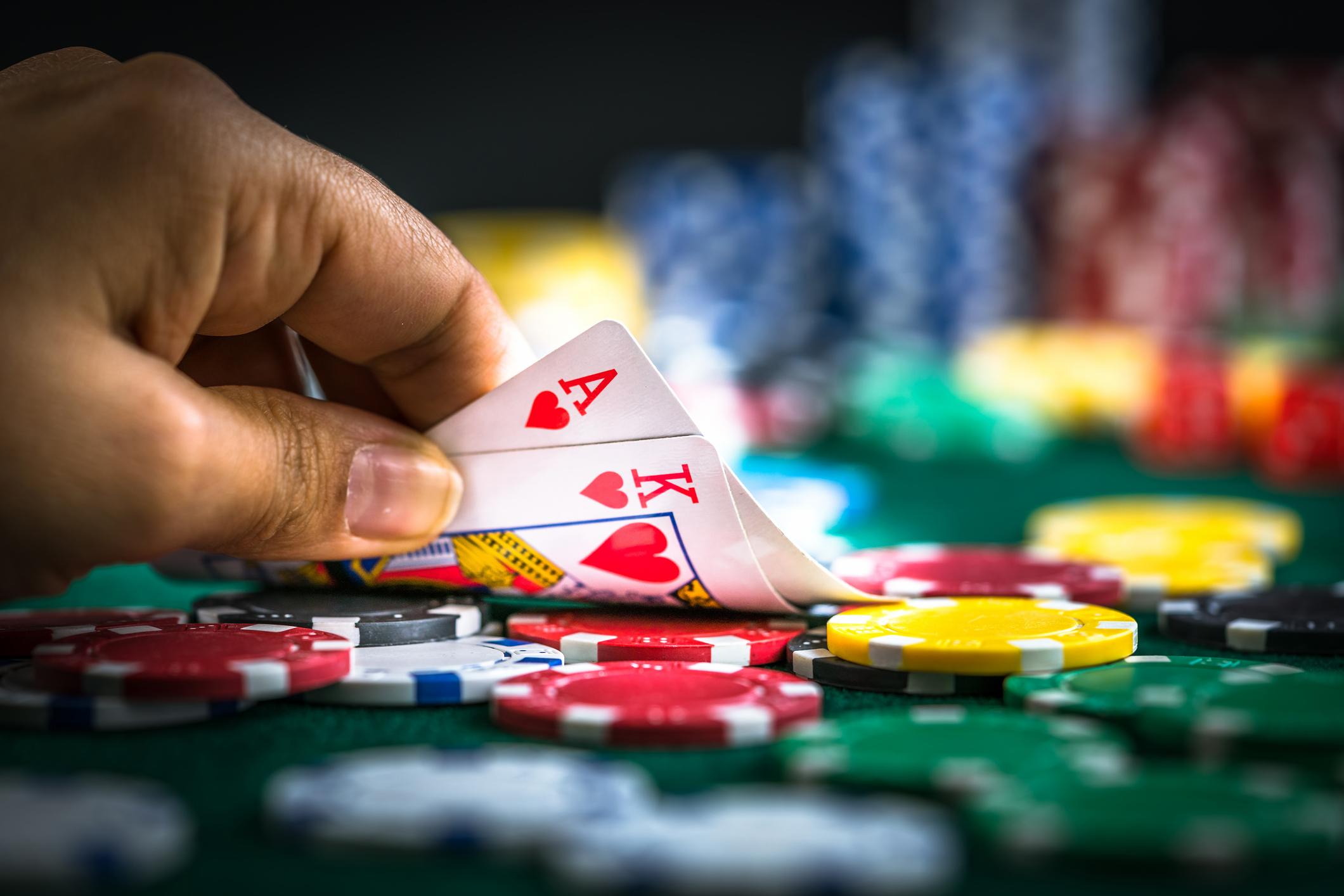 casino games on online